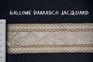 Gallone Jacquard Foglia 800 Art. GJF81882