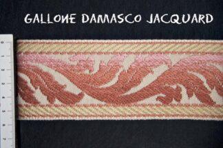 Gallone Jacquard Foglia 800 Art. GJF81885