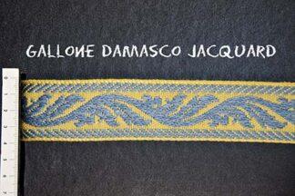 Gallone Jacquard Foglia 800 Art. GJF81899