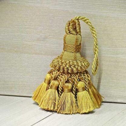 Fiocco Chiave Giallo bicolore Art.1132910
