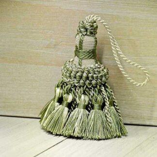Fiocco Chiave Ecrù Verde Art.113238