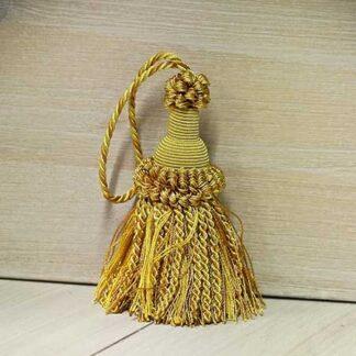 Fiocco Chiave Giallo bicolore Art.1807910