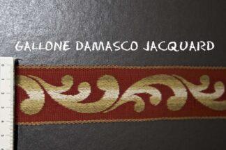 Gallone Damasco Jacquard Art. GDJ807