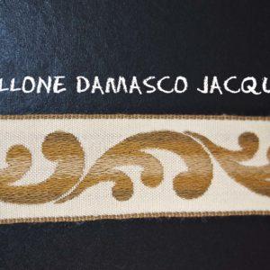 Gallone Damasco Jacquard Art. GDJ814