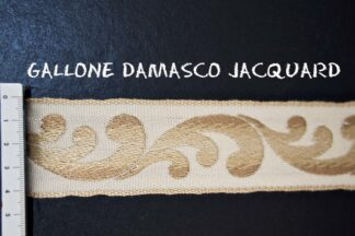Gallone Damasco Jacquard Art. GDJ820