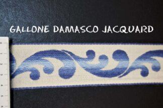 Gallone Damasco Jacquard Art. GDJ823