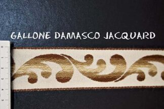 Gallone Damasco Jacquard Art. GDJ826