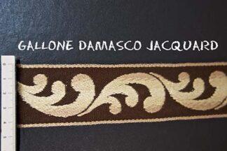 Gallone Damasco Jacquard Art. GDJ832