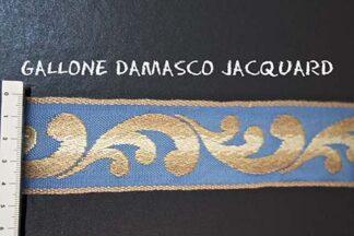 Gallone Damasco Jacquard Art. GDJ842