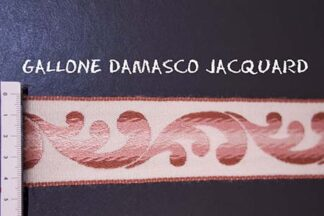 Gallone Damasco Jacquard Art. GDJ845