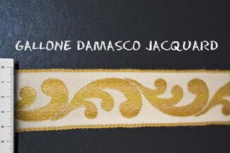Gallone Damasco Jacquard Art. GDJ848