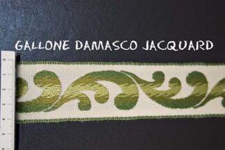 Gallone Damasco Jacquard Art. GDJ851