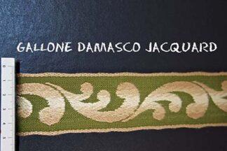 Gallone Damasco Jacquard Art. GDJ854