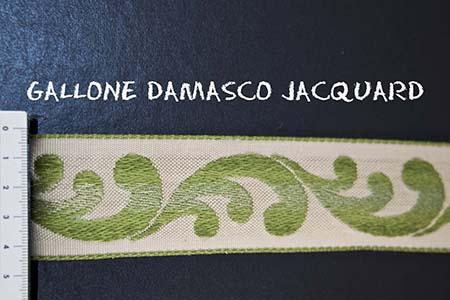 Gallone Damasco Jacquard Art. GDJ861