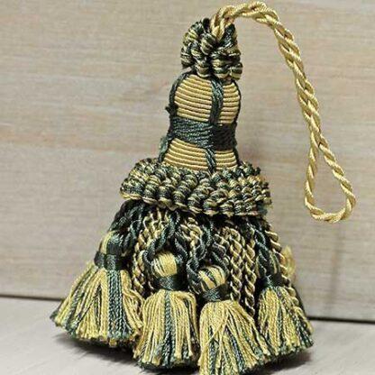 Fiocco Chiave Oro Verdone Art.1132772