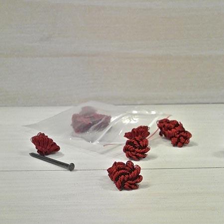 Rosellina Coprichiodo Art.RR16