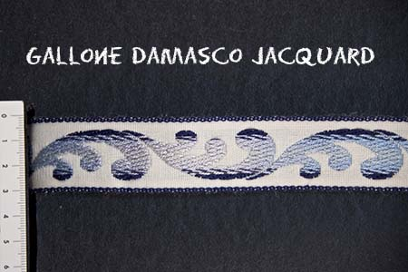 Gallone Damasco Jacquard Art. GDJ1887