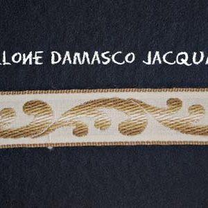 Gallone Damasco Jacquard Art. GDJ1889