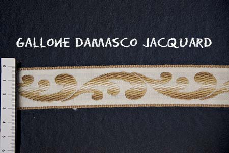 Gallone Damasco Jacquard Art. GDJ1889
