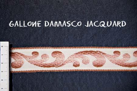 Gallone Damasco Jacquard Art. GDJ1894