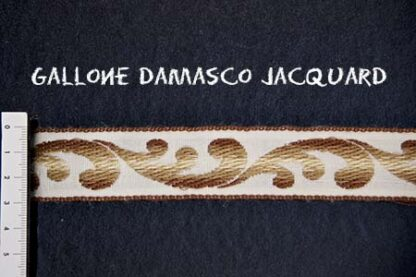 Gallone Damasco Jacquard Art. GDJ1896