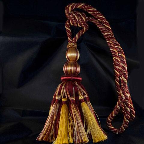 Fiocco Bordeaux Passamaneria